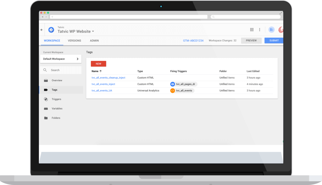 GTM 360 - Implement Tags with Google Tag Manager 360 - Service Offerings