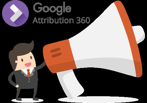 marketing spend optimization with Google Attribution 360