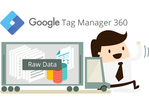 Google Tag Manager 360 - Implement tags for web analytics