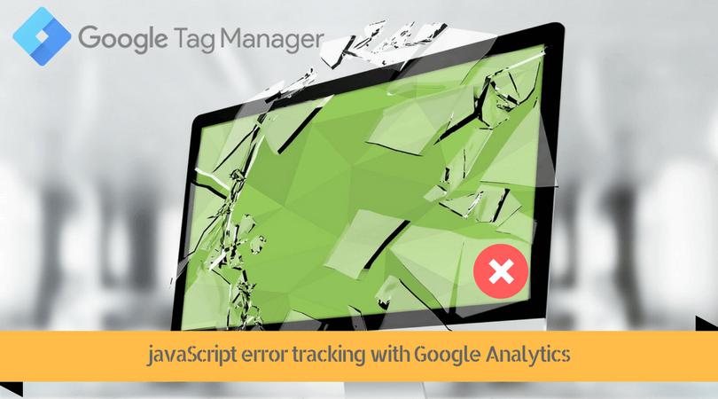 javascript error tracking